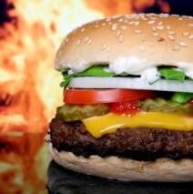 Hamburger powrócił! TERAZ Z PODWÓJNYM KOTLETEM!!!